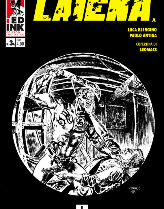 INK IENA 3A cover