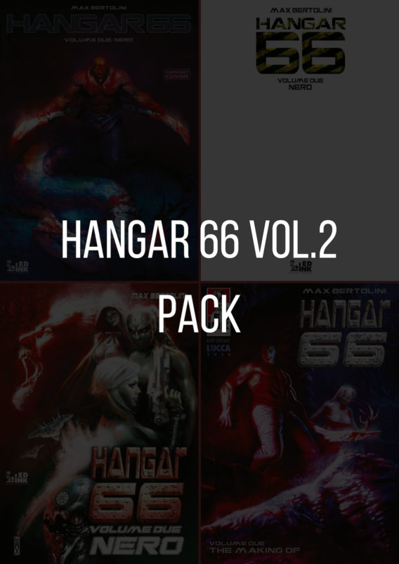 HANGAR 66 vol.2PACK