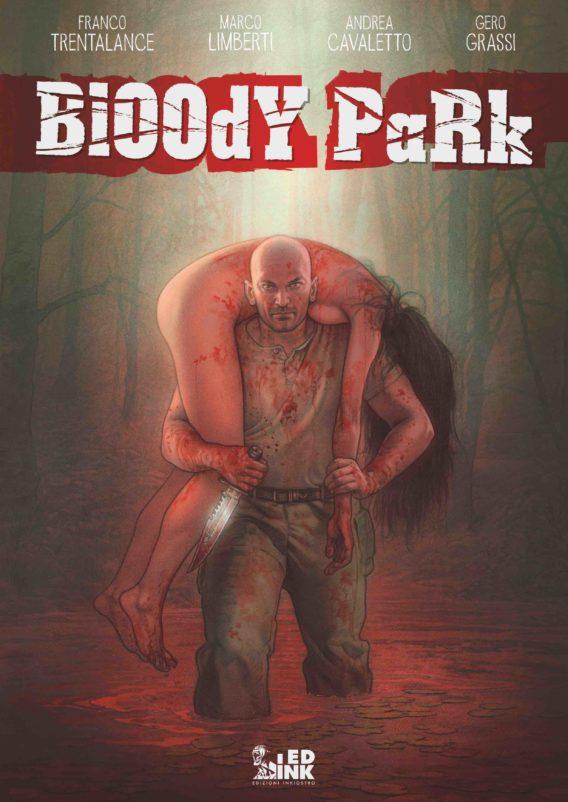 Bloody Park copertina